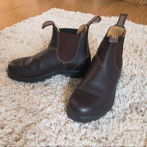 Blundstone 550 Walnut Brown size AU6, US9